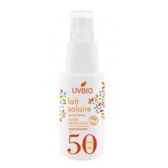 Lait Solaire 50ml UVBio Indice 50