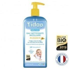 Eau micellaire nettoyante Tidoo 500 ml