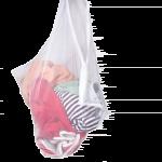 Accessoires changes lavables : le filet pour laver facilement les couches lavables