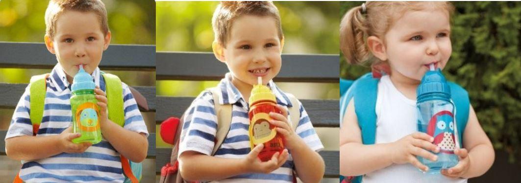 biberon gourde pour enfant
