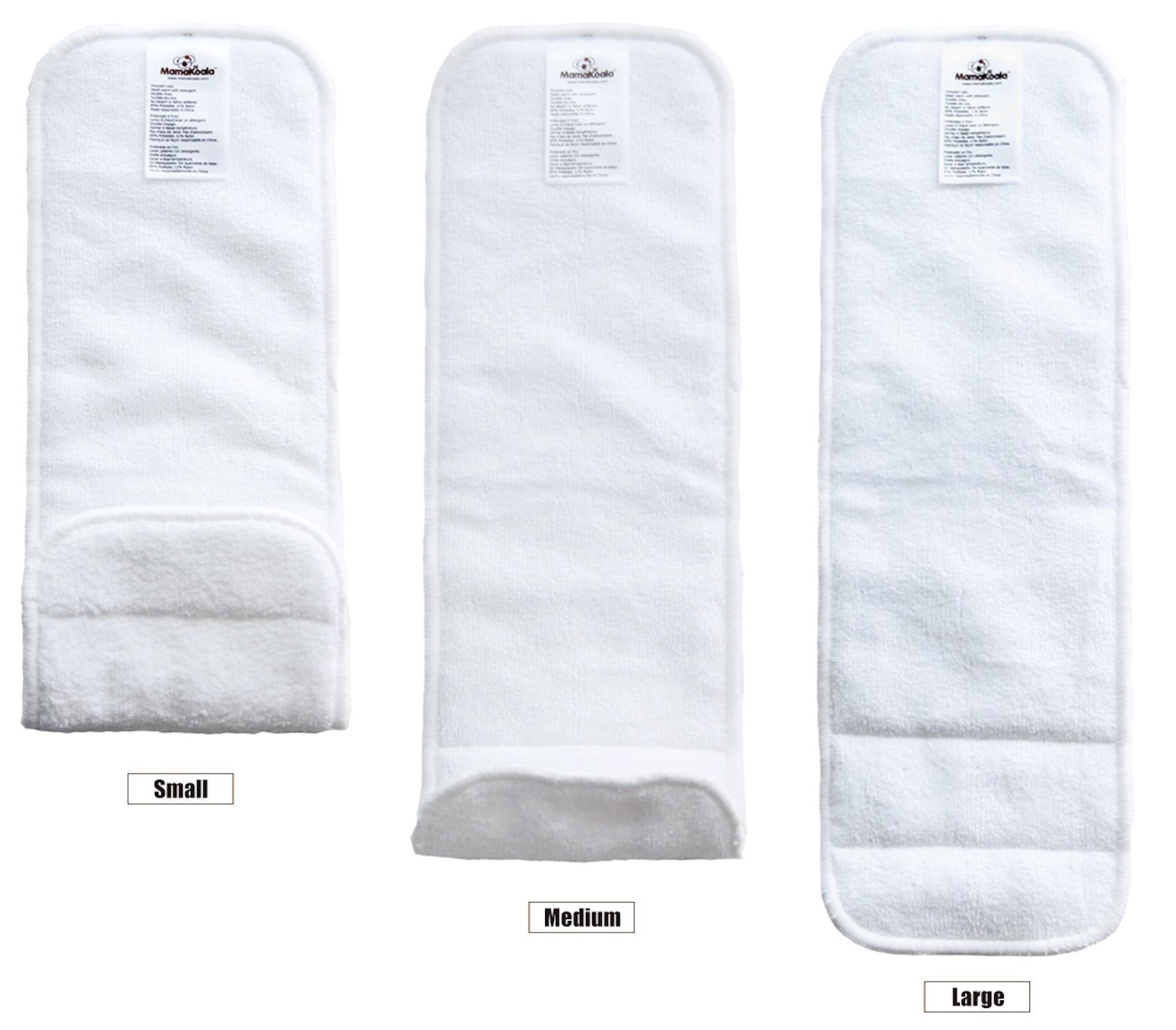 Insert microfibre pour couche lavable