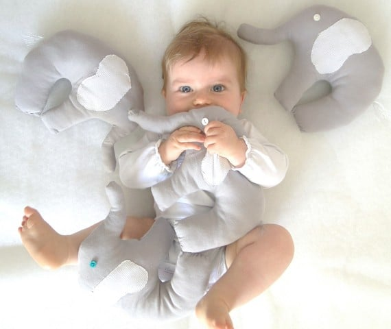 doudou et bébé