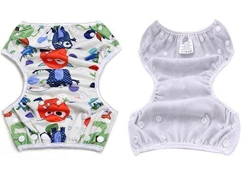 schema maillot bébé