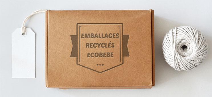 Emballages ECO BEBE